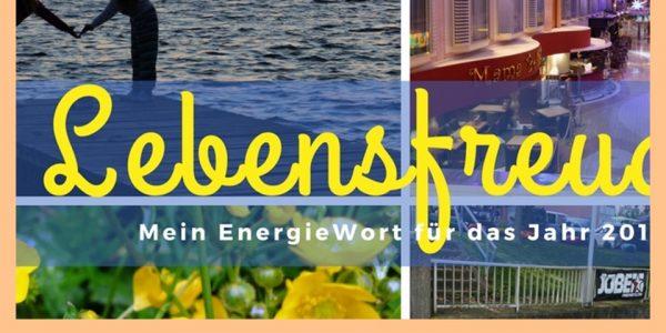 Energiewort Lebensfreude